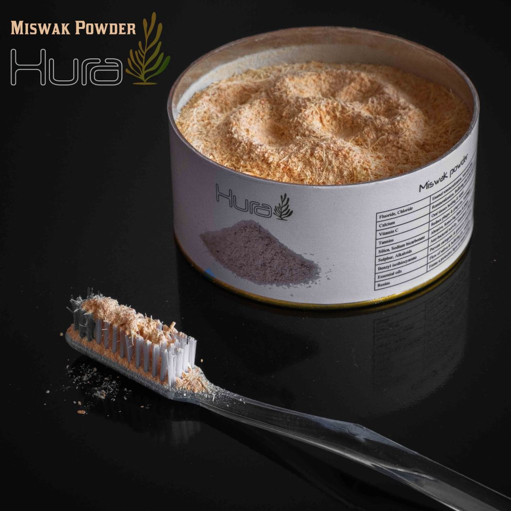 miswak powder